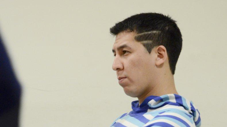 La sentencia condenatoria contra Enzo Levián