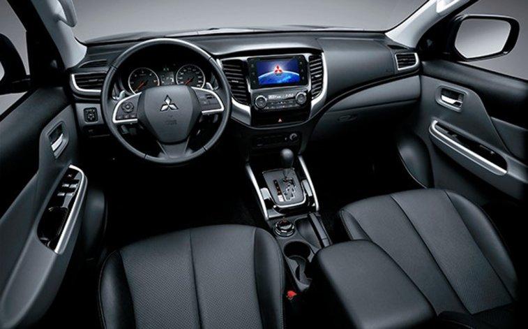 La nueva Mitsubishi L200 llega al país en noviembre