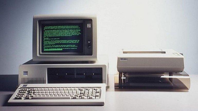La primer PC cumple 35 años