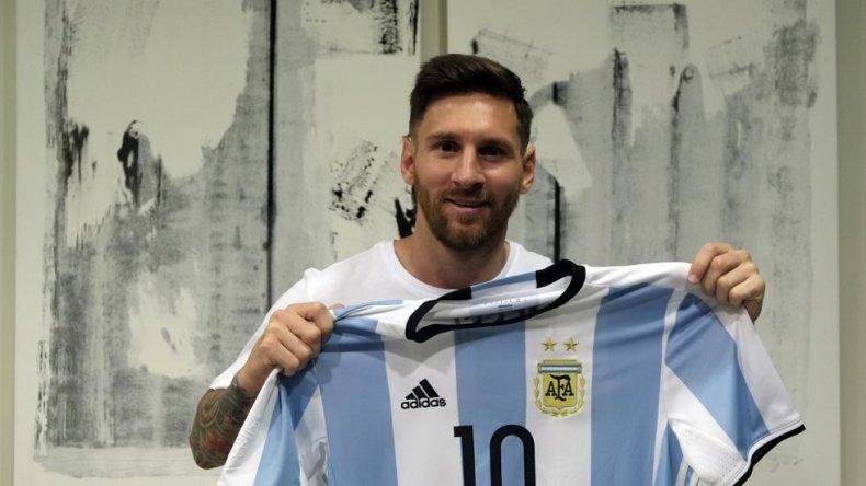 La donación millonaria de Messi para reconstruir un polideportivo