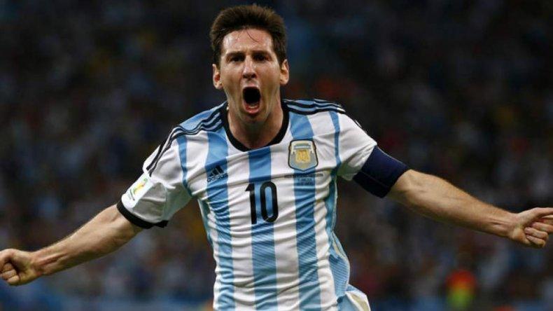 Es oficial la vuelta de Messi: amo demasiado a mi país