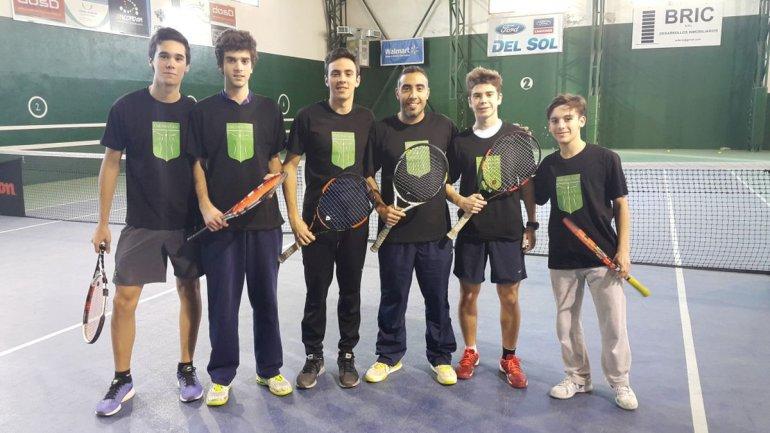 Tenistas comodorenses competirán en Buenos Aires