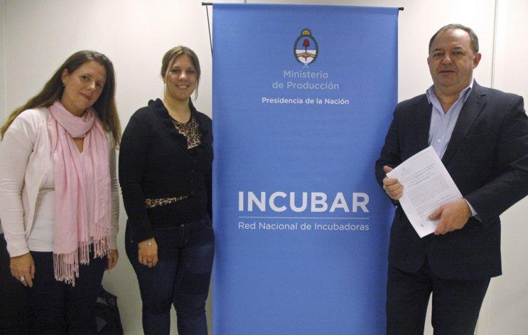 Con los convenios Incubar y Fondo Semilla llegan fondos del Banco Interamericano de Desarrollo.