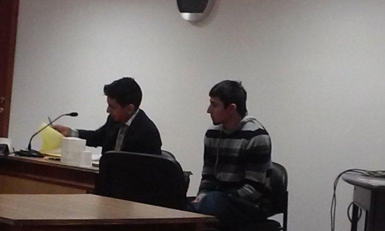 El martes serán los alegatos del juicio por robo doblemente agravado que se sigue en Sarmiento contra Daniel Muñoz.
