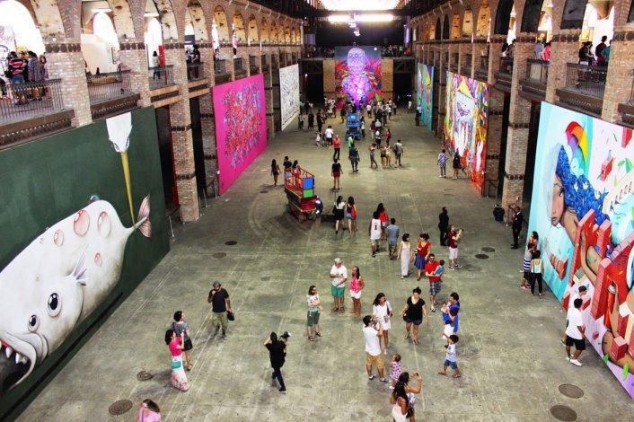 Casa Daros contiene una de las más vastas colecciones dedicadas al arte contemporáneo latinoamericano.