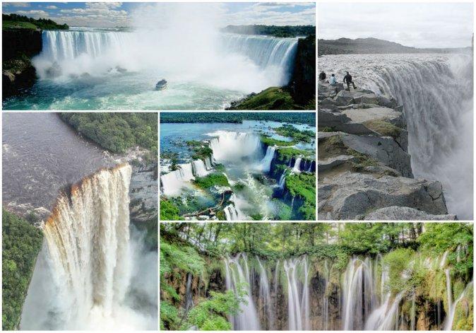 Top 5: Las cascadas mas impresionantes