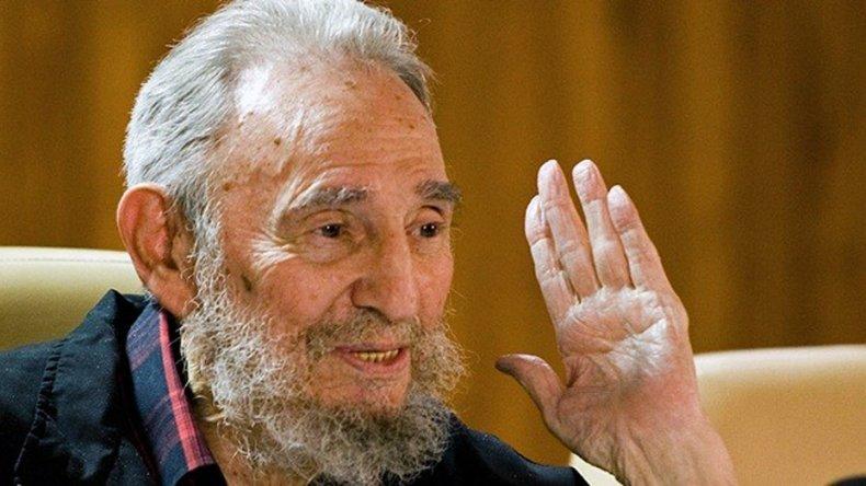 Fidel Casto cumplió 90 años.