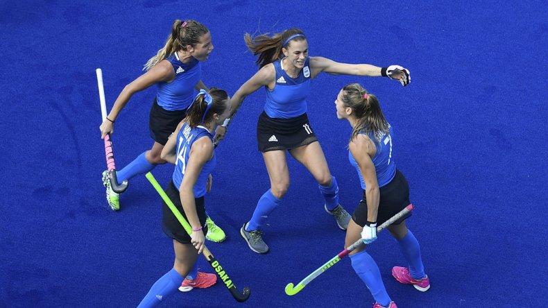 Las Leonas lograron su primer objetivo y ahora van por más en Río.