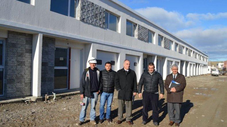 La Mutual del Sindicato de Petroleros Jerárquicos implementó una línea de créditos hipotecarios para todos los adjudicatarios de dúplex en el complejo habitacional de Kilómetro 5.