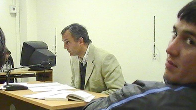 Lucas Rafael Tascón es un conocido de la Justicia. Paradigma del delincuente que entra por una puerta y sale por la otra