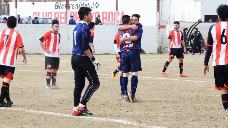 USMA arrancó ganando con gol de Damián Ruiz.