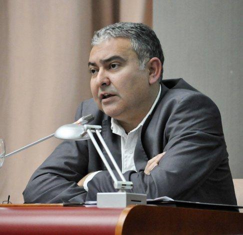 El diputado Pagliaroni fue el único de la Alianza Cambiemos que votó a favor del uso medicinal del aceite de cannabis.