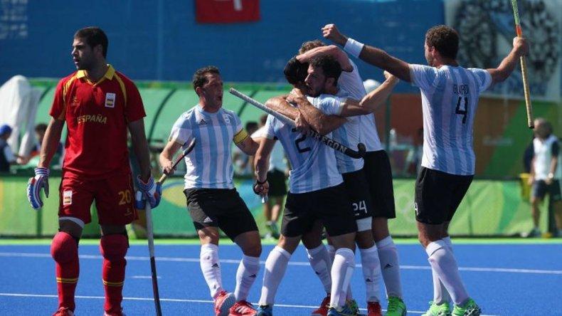 Los Leones lograron un pase histórico a semifinales