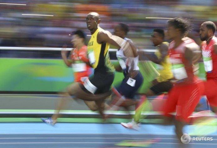 El hombre más rápido del mundo va por otro oro