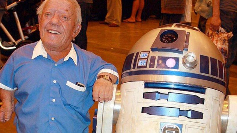 Murió el actor británico que encarnó a Arturito en Star Wars