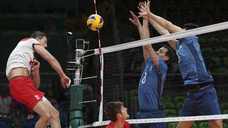 Los varones de la selección argentina de vóleibol buscarán vencer a Egipto hoy bien temprano en tres sets corridos.