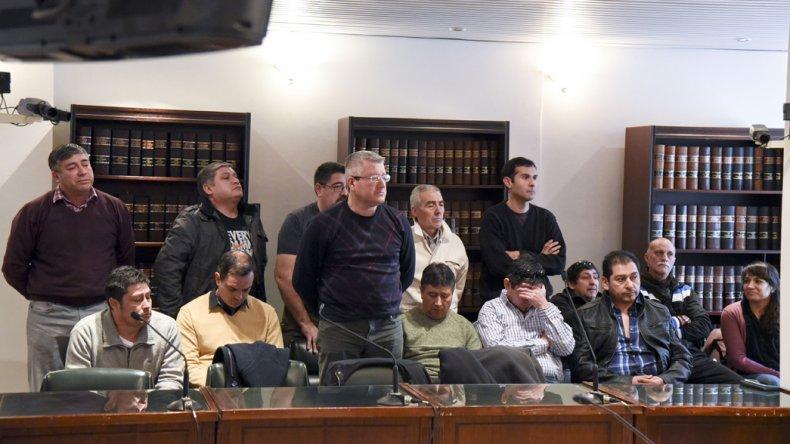 El Tribunal Oral Federal de Comodoro Rivadavia admitió los recursos de casación que interpusieron los defensores de los condenados y el Ministerio Fiscal.
