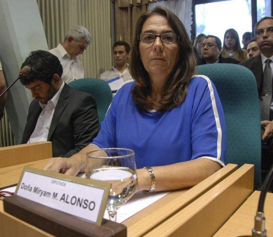 La diputada provincial Miryam Alonso impulsa la iniciativa.