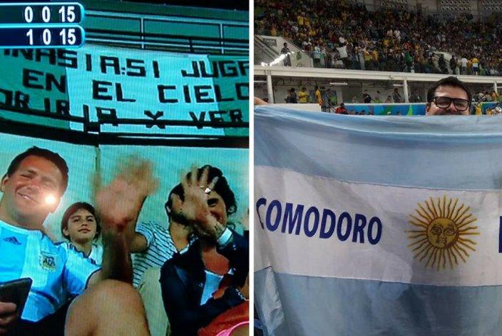 Comodoro y Gimnasia también están presentes en Rio 2016