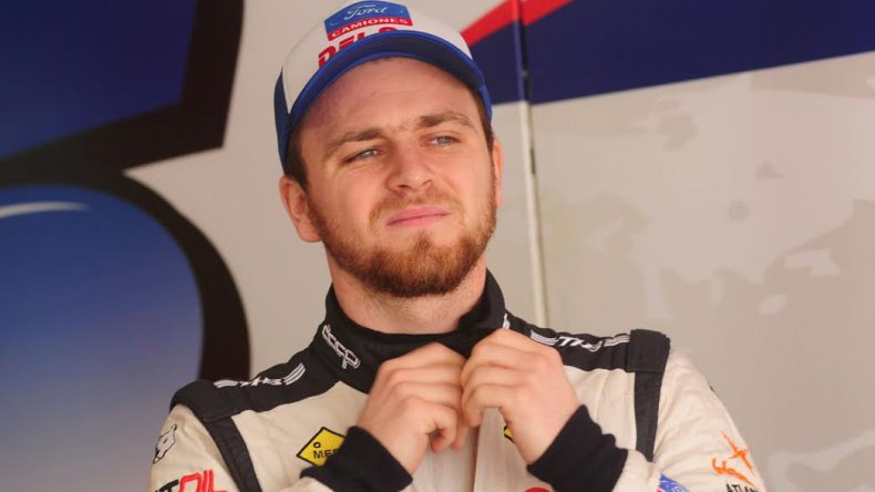 Marcelo Agrelo terminó quinto en pista pero por un recargo quedó en el séptimo lugar de la final corrida el domingo en el circuito de Rafaela.