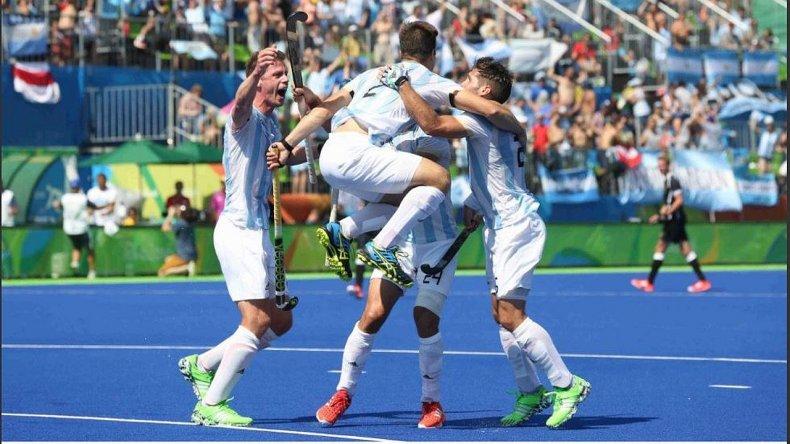 Los Leones vencieron a Alemania y son finalistas por primera vez