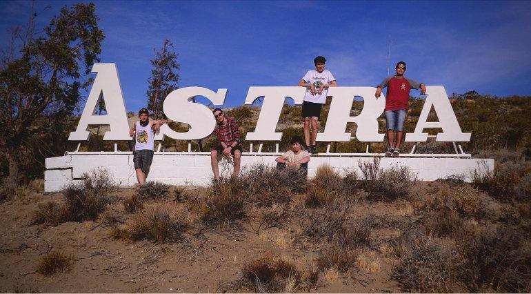 Astra lanza su primer material discográfico