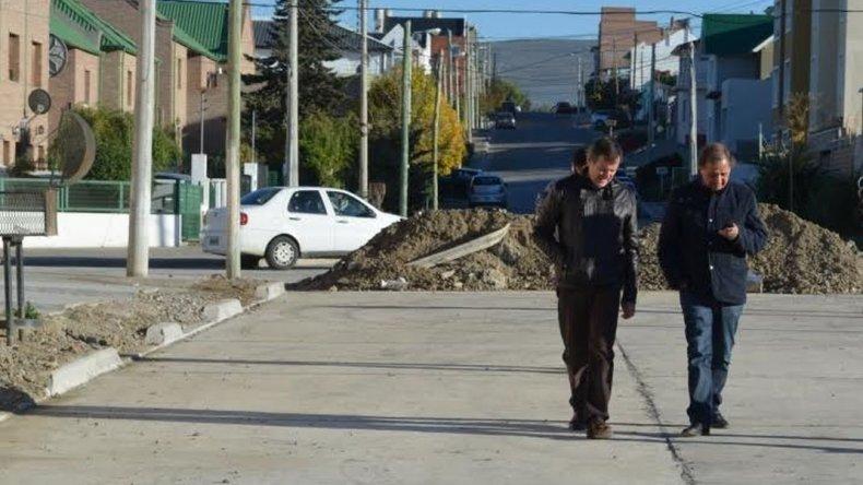 El municipio invierte en 120 cuadras de pavimento a concretarse en 8 meses