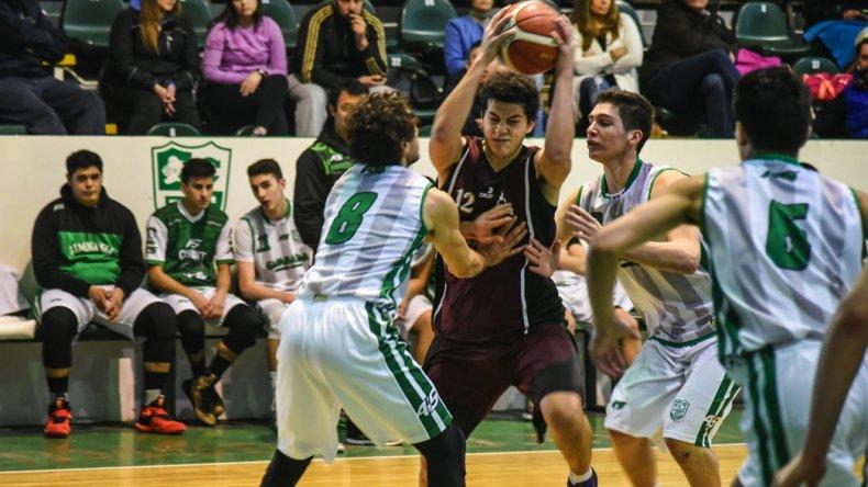 Federación Deportiva le ganó a Gimnasia y Esgrima en el clásico de la categoría U23.