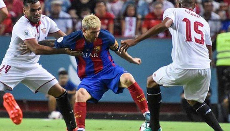 El Barcelona a un paso de quedarse con la Supercopa
