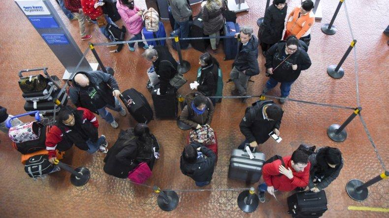 Se normalizaron los vuelos