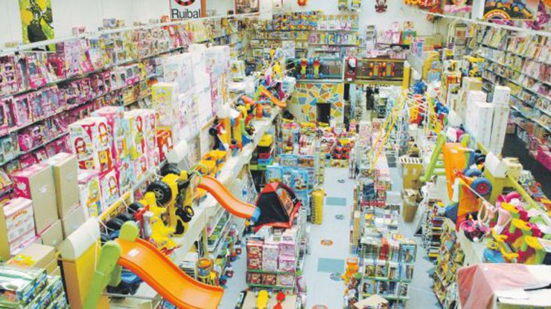 La industria del juguete se sostiene a pesar de la crisis económica.