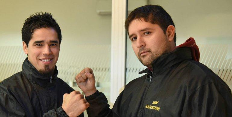 Miguel Poveda junto a Alexis Saigg anticipó los desafíos que le esperan este semestre.