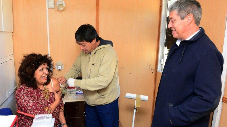 La campaña de vacunación tendrá un nuevo capítulo este fin de semana.