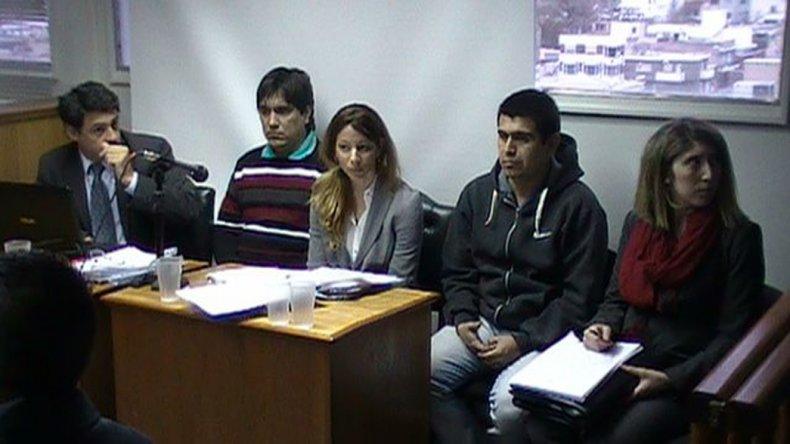 La madre de Mauro Castaño fue la principal testigo en la jornada de ayer durante el debate por la muerte del boxeador.