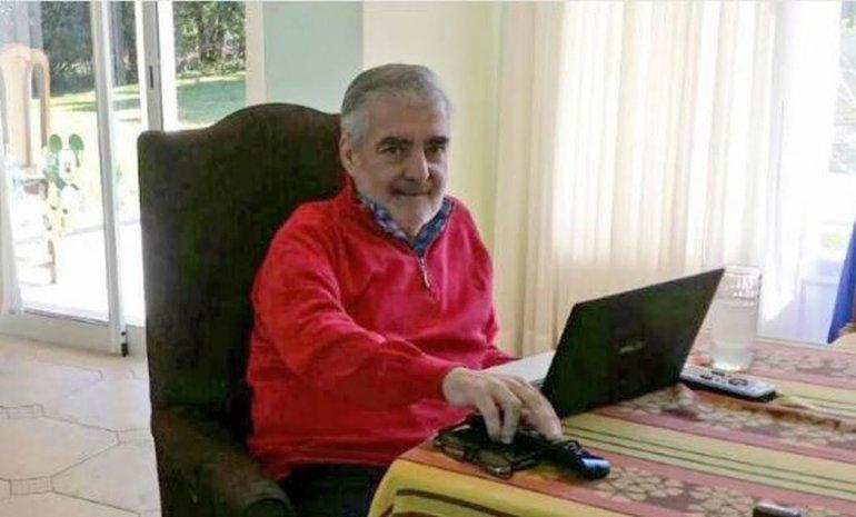 Mañana reasume Das Neves y encabeza una reunión de gabinete