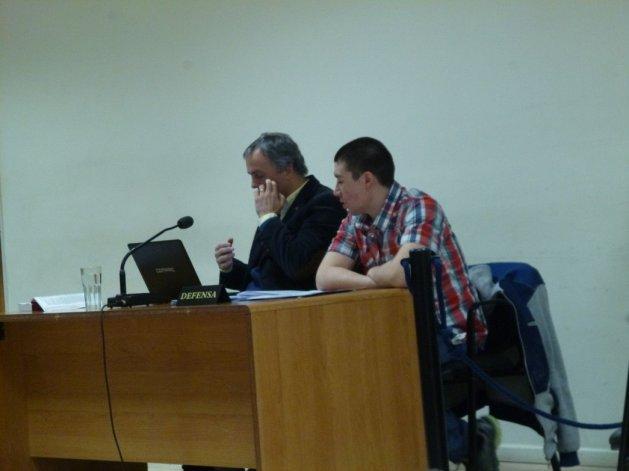El lunes se conocerá si se confirma o modifica la sentencia de primera instancia que recibió Cristian Rúa como autor del homicidio de Mauro Villagra.