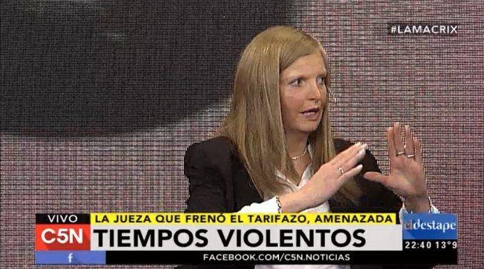 La jueza Martina Forns en C5N: Lo único que quiero es que se investigue