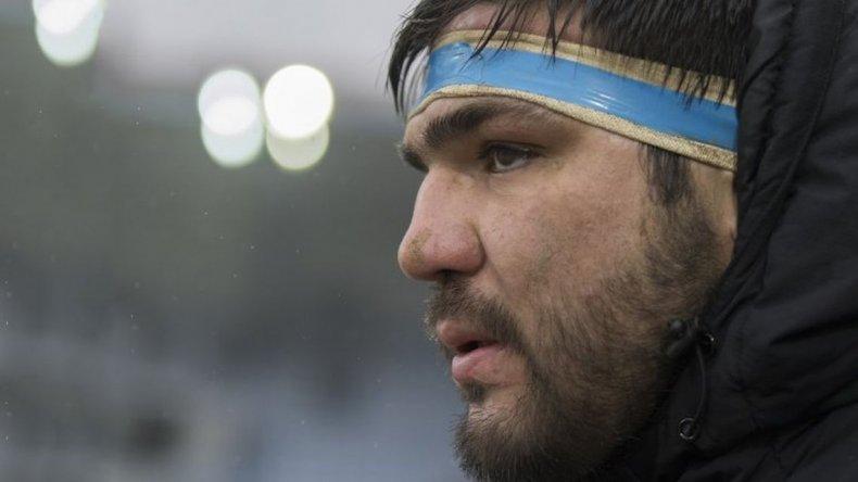 Cumpa Herrera será titular en el debut del Rugby Championship