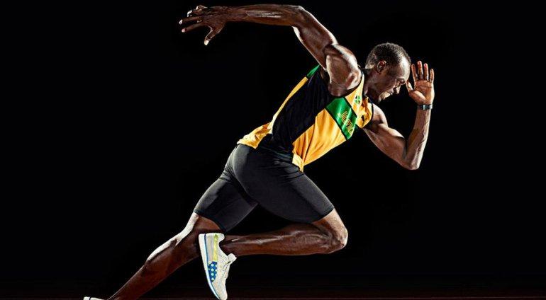 Así funciona el cuerpo de Usain Bolt cuando corre