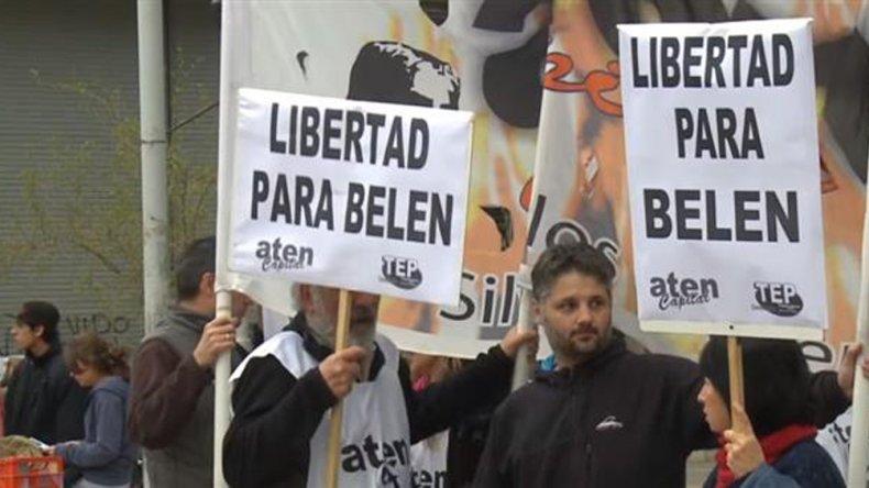 Once organizaciones reclaman la liberación.
