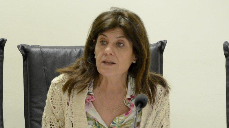 La juez Raquel Tassello fue quien presidió la audiencia en la que se condenó a Brian Barra.