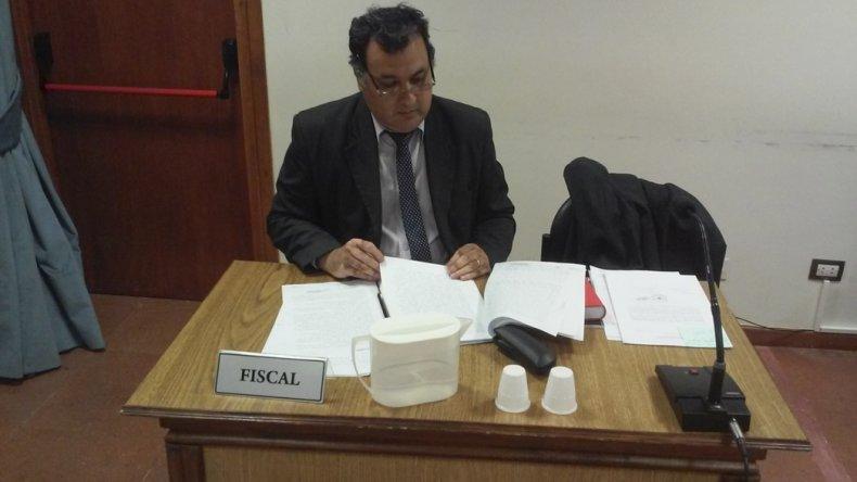 El fiscal Gonzales Meneses manifestó que el servicio criminológico