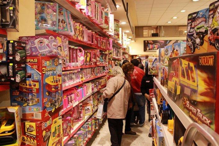 En tres días se vendieron más de $7 millones en juguetes con Ahora 12