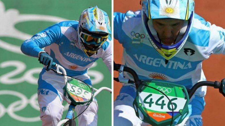 Gabriela Díaz y Gonzalo Molina quedaron eliminados en semifinales
