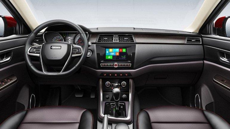 Anticipo: el nuevo Lifan X7 se venderá en el país en 2017