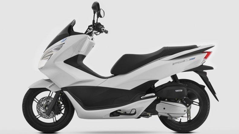 Lanzamiento Honda PCX 150