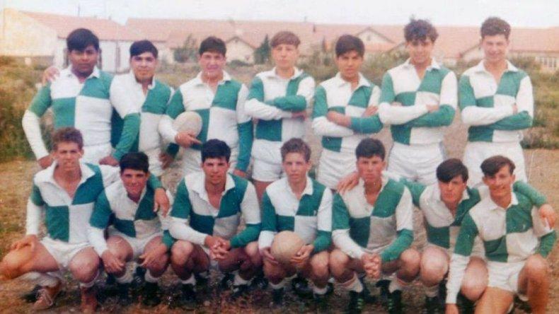 Equipo de Mara 1984