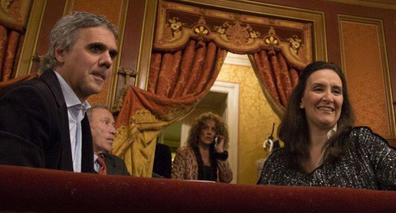 La vicepresidente envuelta en un escándalo por dinero hallado en su casa.