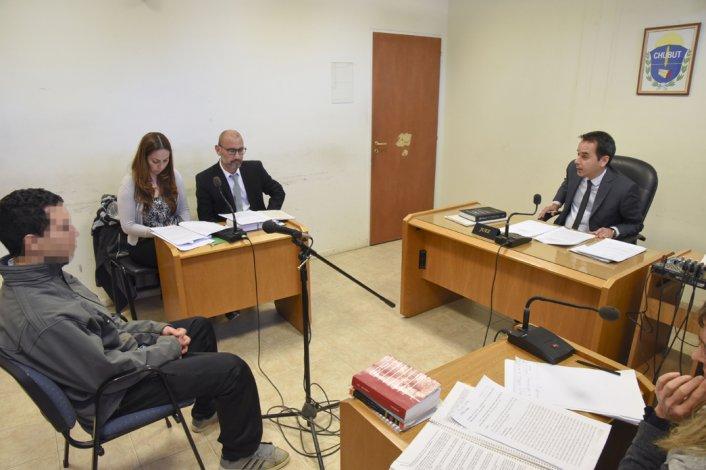 Matías Ramón Saín fue imputado por el delito de robo agravado por el uso de arma de fuego y le dictaron 30 días de prisión preventiva.