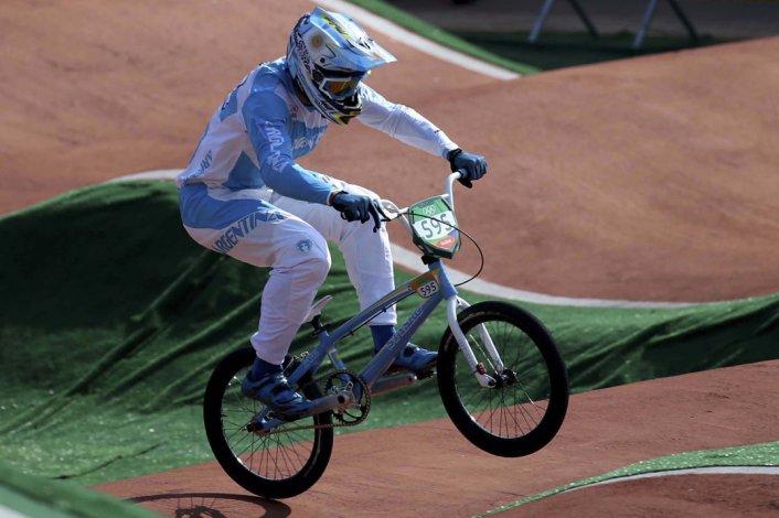 El argentino Gonzalo Molina también se despidió de los Juegos Olímpicos.